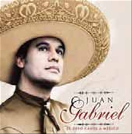 EL DIVO CANTA A MEXICO BY GABRIEL,JUAN (CD)