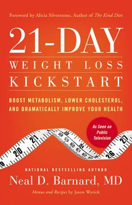21-day Weight Loss Kickstart By Barnard, Neal